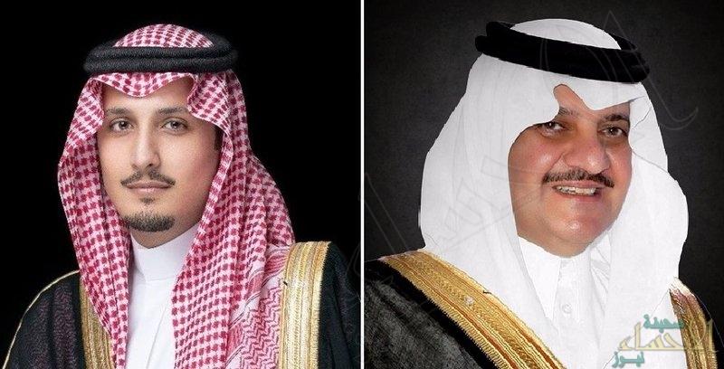 أمير الشرقية ونائبه يهنئان خادم الحرمين وولي العهد بمناسبة نجاح موسم الحج