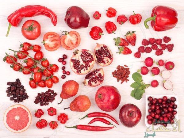 من أجل صحة أفضل.. دائماً تناول الأحمر!