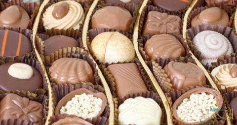 3 قطع من الشوكولاته شهرياً لتفادي انسداد الشرايين