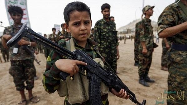 """بالتفاصيل… """"منظمة دولية"""": 23 ألف طفل أجبروا على حمل السلاح 40% فتيات .. ويجندون اليمنيات !"""