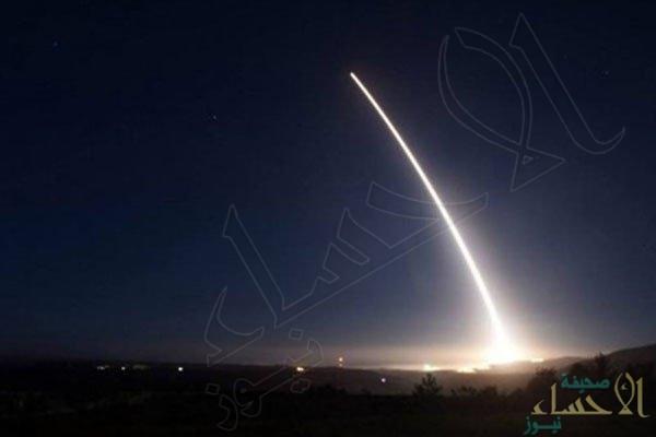الدفاعات السعودية تدمر صاروخًا حوثيًّا فوق نجران