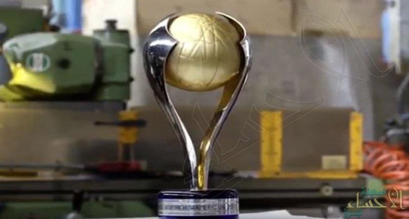 تركي آل الشيخ ينشر فيديو لمراحل تصنيع كأس السوبر