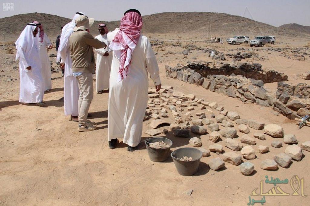 """كشوفات حديثة تظهر أن هذه """"المدينة السعودية"""" كانت موطنا لصهر وتصدير المعادن قبل 1200 عام"""
