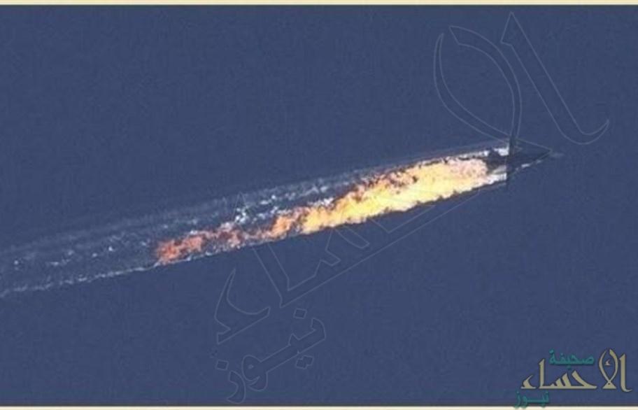 الدفاعات السورية: إسقاط طائرة إسرائيلية غرب دمشق