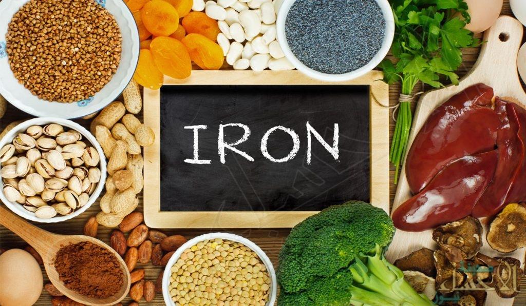 التعب والإرهاق… أهم أعراض نقص الحديد فى الجسم