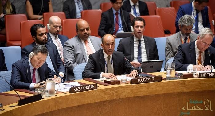 الكويت تدعو إلى تعبئة الجهود الدولية لمواجهة الإرهاب