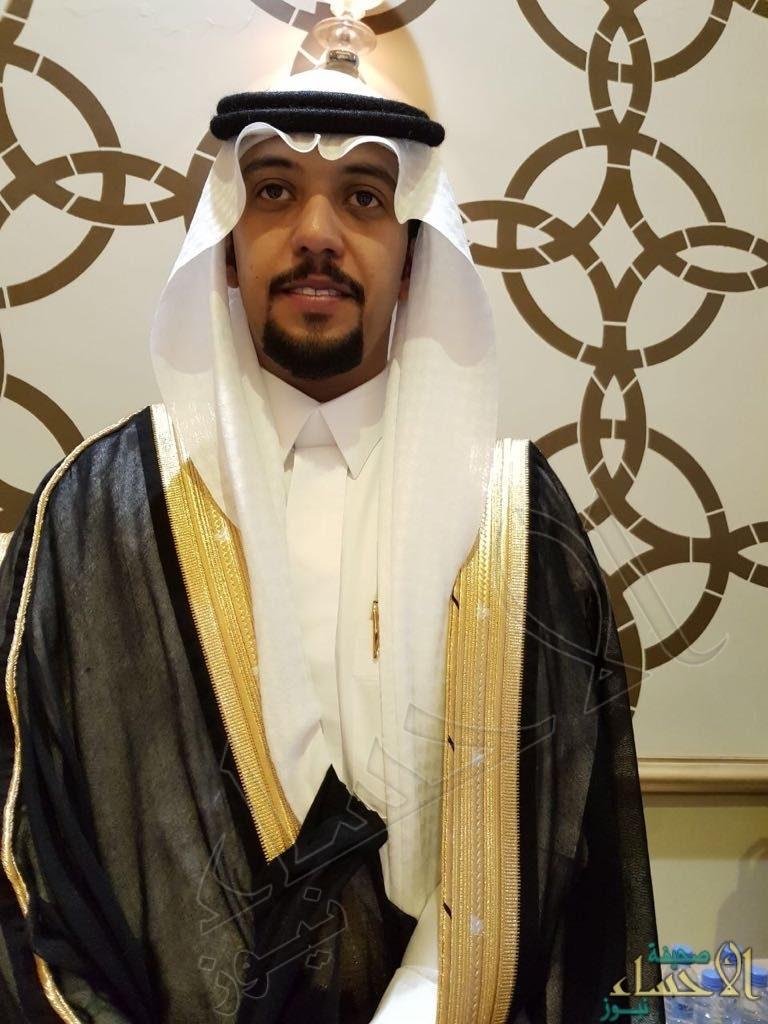 """البريك تحتفل بزفاف ابنها """"عبدالله"""""""