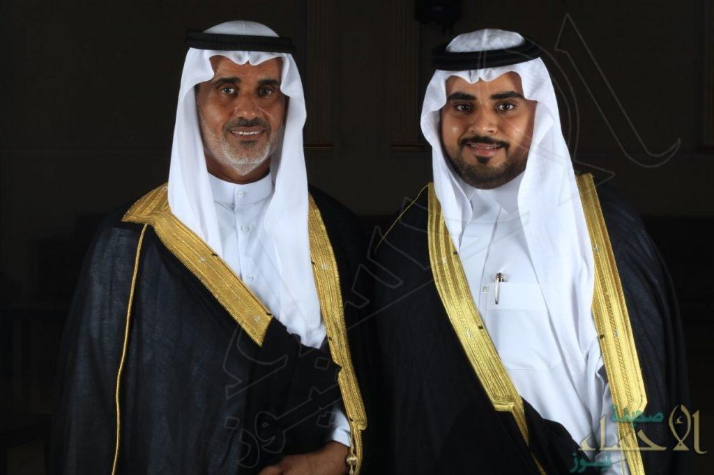 """أسرة """"المهناء"""" تحتفي بزفاف نجلها """"محمد"""""""