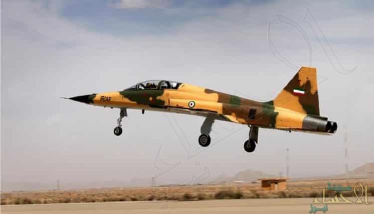 سقوط طائرة إيرانية بعد فضيحة المقاتلة كوثر