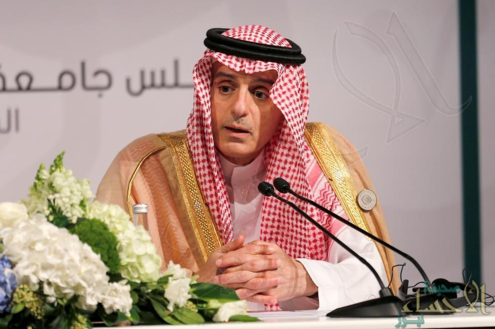 الجبير: يمكننا مقاطعة قطر 15 سنة قادمة.. لسنا في عجل
