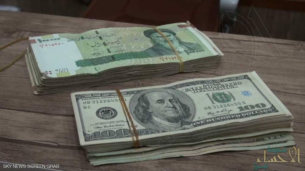 """أرقام مرعبة حول """"الريال الإيراني"""" ليصل إلى 150 ألف للدولار الواحد !!"""