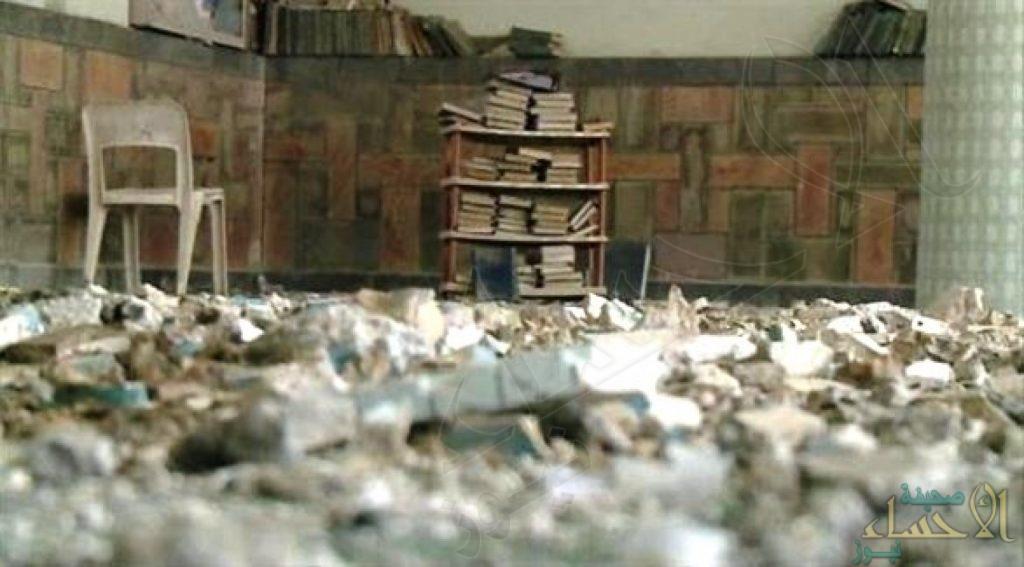 اليمن: ميليشيا الحوثي تُفجر مسجداً ومركز تحفيظ قرآن في حجة