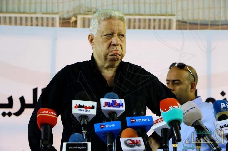 الكاف يعلن ايقاف مرتضى منصور ومنعه من ممارسة أي نشاط يتعلق بكرة القدم