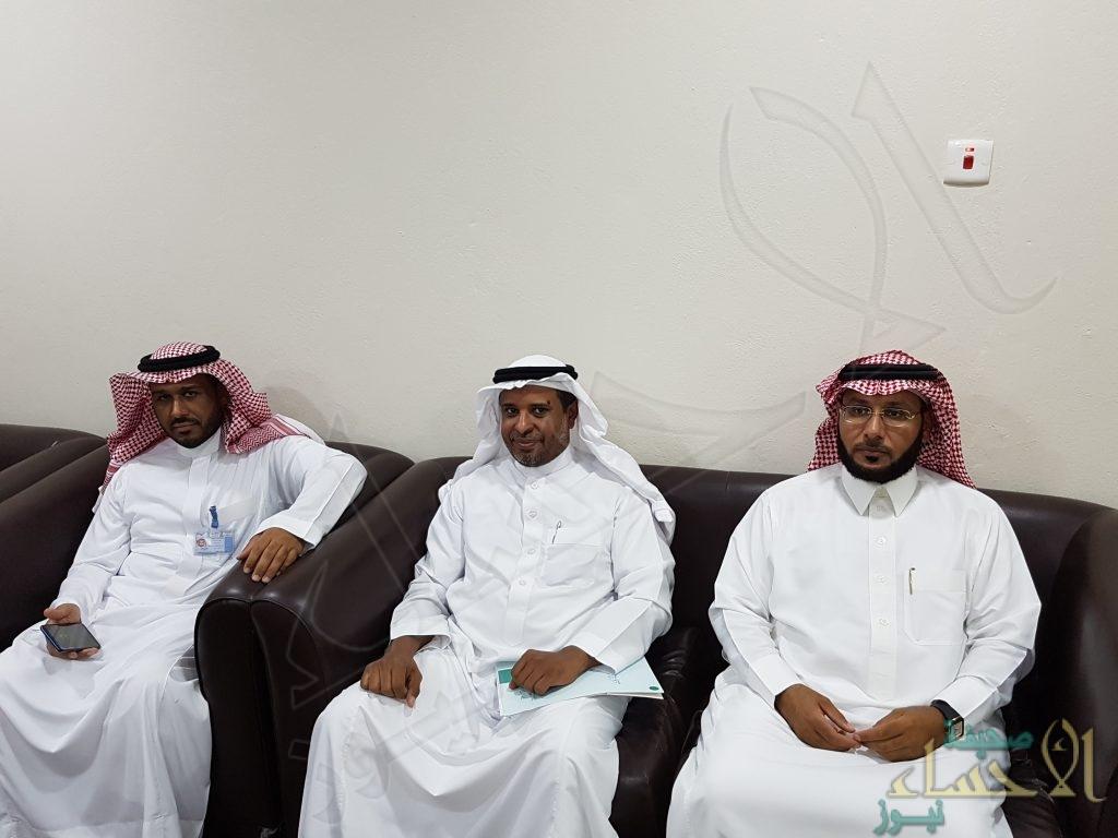 """مشرف العموم بوزارة التعليم يزور ابتدائية """"الإمام النسفي"""""""
