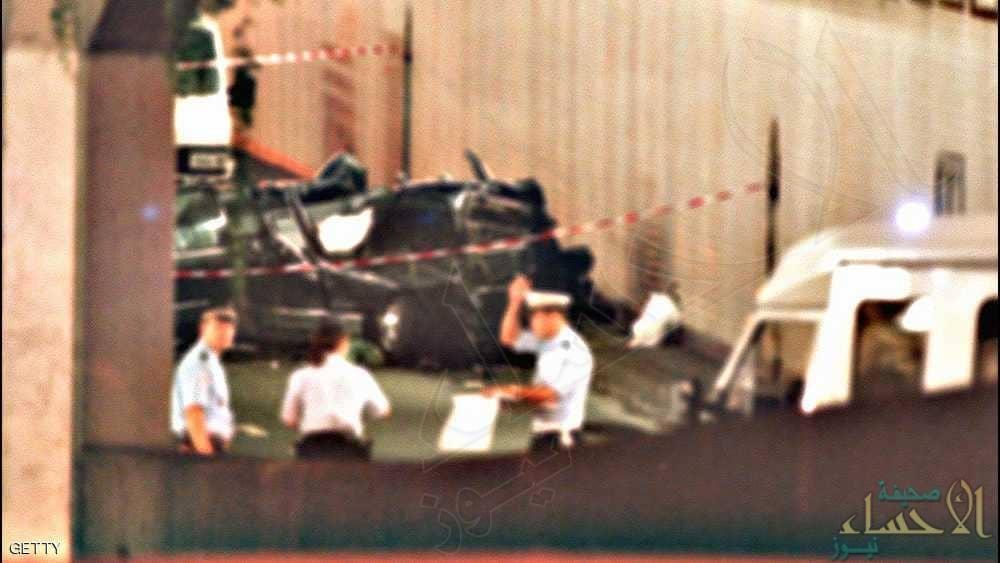 """بعد 21 عاما.. رجل إنقاذ يكشف آخر كلمات """"الأميرة ديانا"""" بعد الحادث مباشرة"""