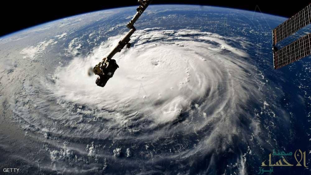 """""""ساوث كارولاينا"""": فرار مئات الآلاف من شبح """"فلورنس"""".. الإعصار الأشد منذ 3 عقود !!"""