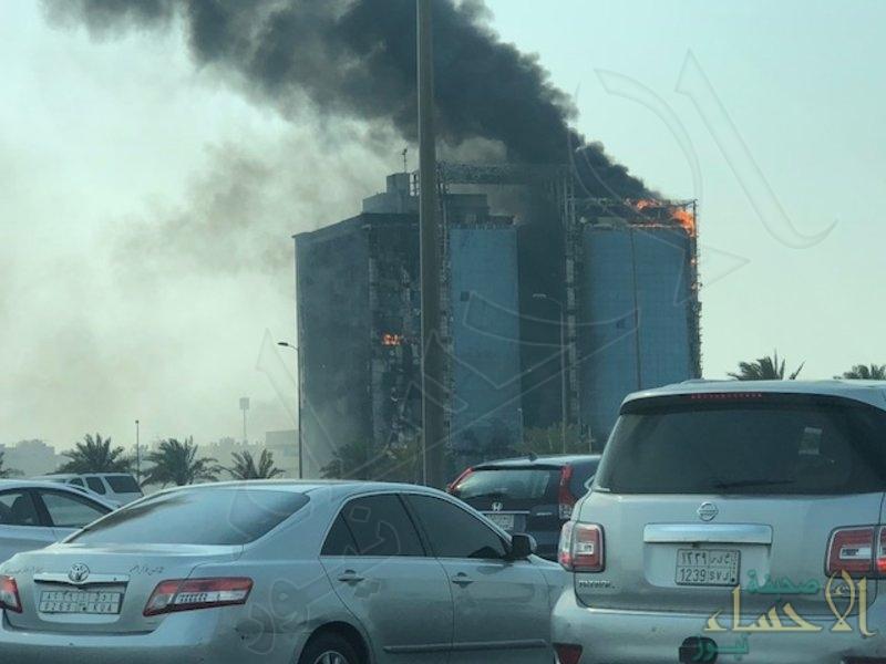النيابة العامة: خسائر الحريق محدودة.. والفرع لم يفقد أي معاملة