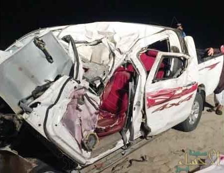 جمل يتسبب في 10 وفيات وإصابات في جدة !!