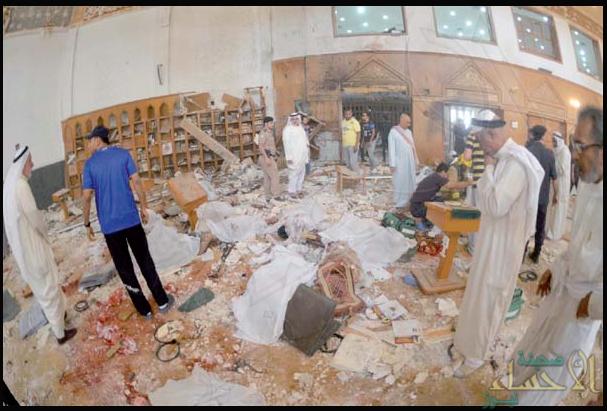 حكم نهائي يُخلي مسؤولية الحكومة الكويتية من تعويض متضرري تفجير مسجد الإمام الصادق