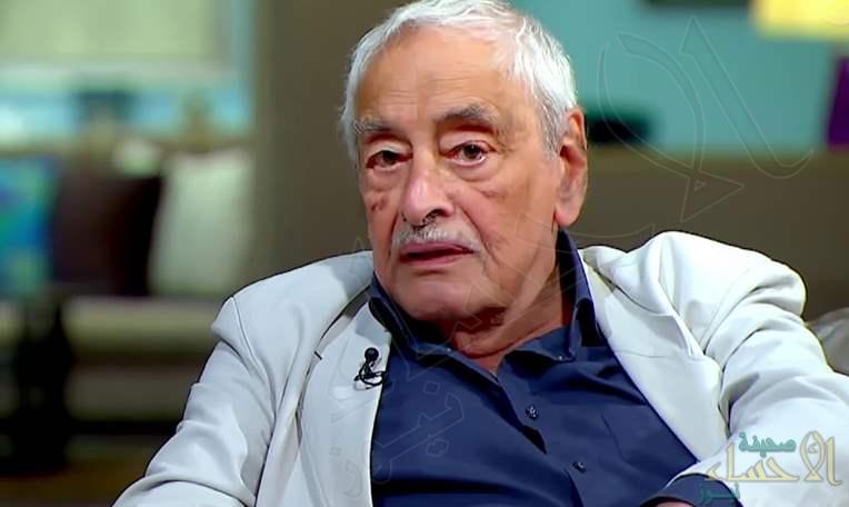"""عن ٩٢ عام .. الموت يغيب الفنان المصري """"جميل راتب"""""""