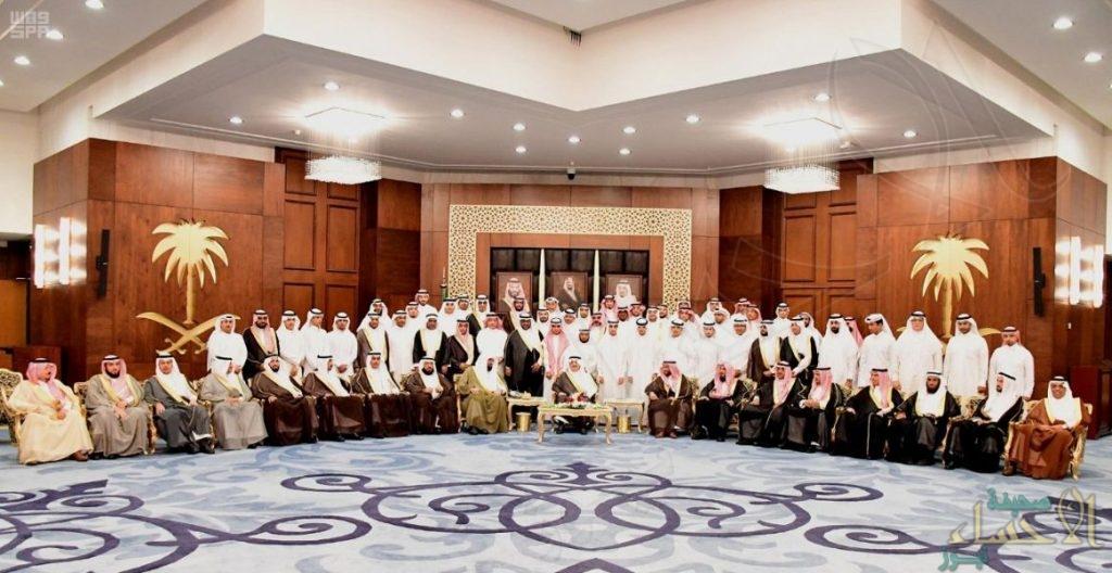 """بالصور.. الأمير """"سعود بن نايف"""" يؤكد أهمية تعزيز """"القيم والمبادئ الوطنية"""" لدى الطلاب والطالبات"""