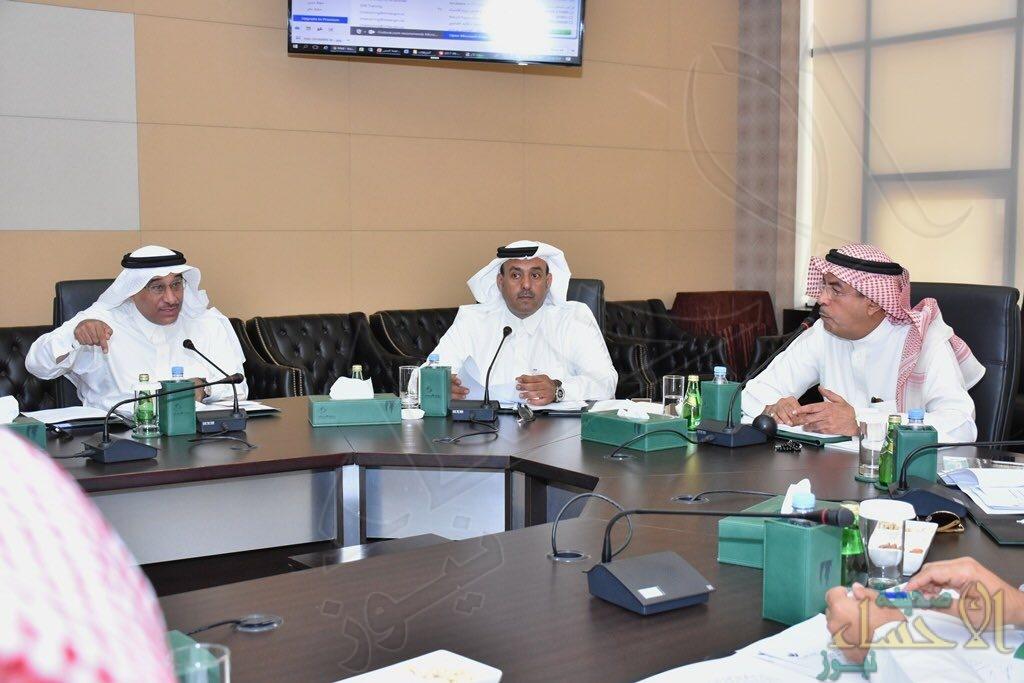 """تأسيس لجنة """"المسؤولية الاجتماعية"""" بغرفة الأحساء .. و"""" عبدالعزيز الموسى"""" رئيساً لها"""