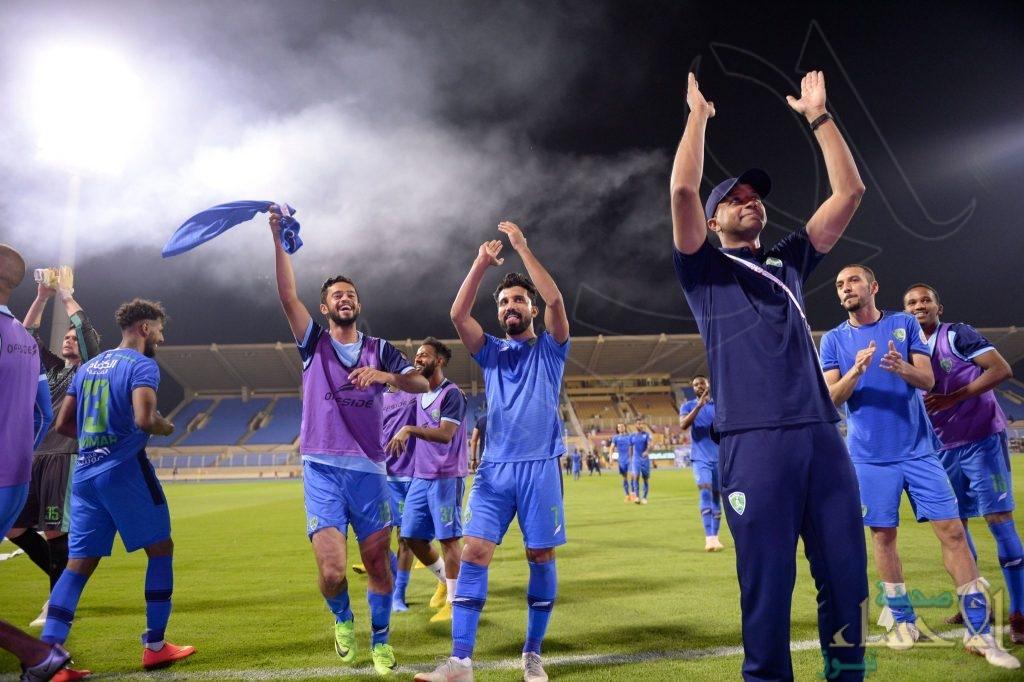 """بالفيديو والصور.. """"الفتح"""" يُسقط الاتحاد بهدفين و يُهدي جماهيره أول فوز مستحق"""