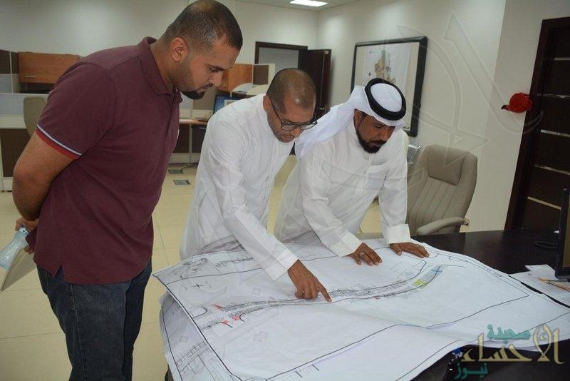 القطيف.. البدء بنزع ملكيات 600 عقار لتوسعة 3 شوارع