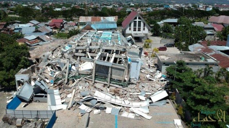 زلزال بقوة 5.2 يضرب جزيرة سولاويزي الإندونيسية