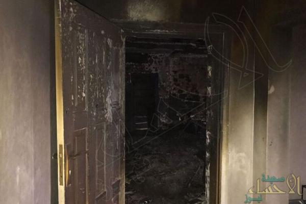 فاجعة لأسرة إماراتية.. 5 أطفال وثلاث نساء يخنقهم الدخان وهم نيام