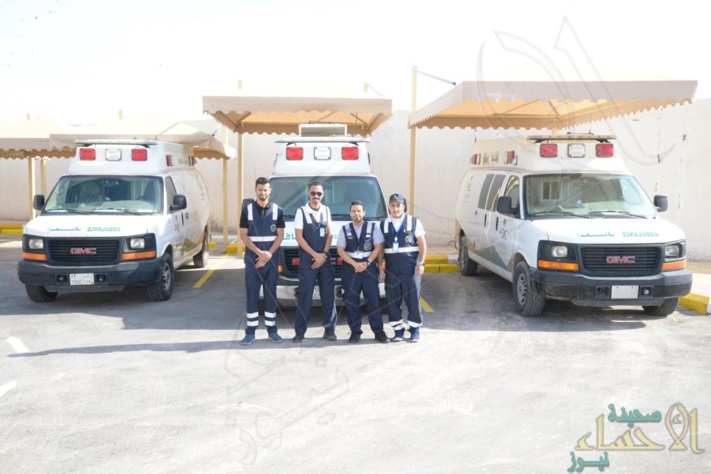 """مركز إسعافي جديد لخدمة """"القرى الشرقية"""" و""""طريق العقير"""" و """"سلوى"""""""
