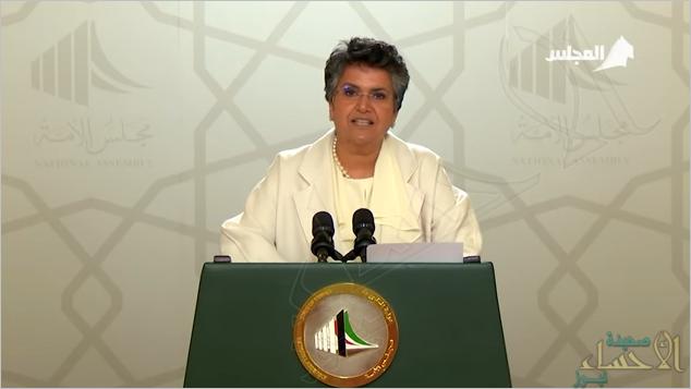 أول رد رسمي من الكويت على تصريحات صفاء الهاشم