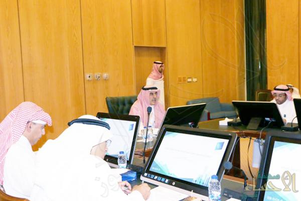 وزير الشؤون البلدية يُطالب الأمناء بإنجاز المبادرات المُتعلقة بالمواطن