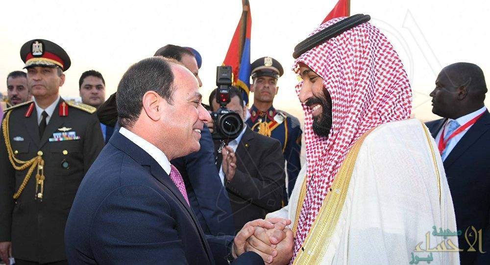 الرئاسة المصرية: ولي العهد يزور وطنه الثاني مصر