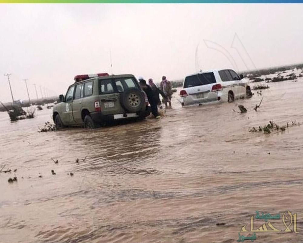30 حالة وفاة و انقاذ 1480 شخصاً جراء السيول والأمطار