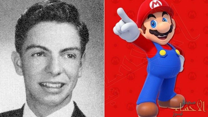 """تعرّف على """"سوبر ماريو"""" الحقيقي.. والسبب وراء تسمية اللعبة !!"""