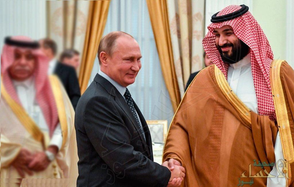 بوتين يرجع الفضل في التزام منتجي النفط إلى الأمير محمد بن سلمان