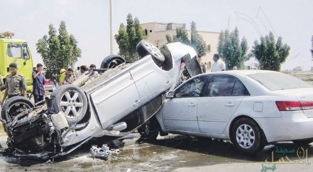 """""""1000"""" معاق شهريًا في المملكة بسبب الحوادث المرورية"""
