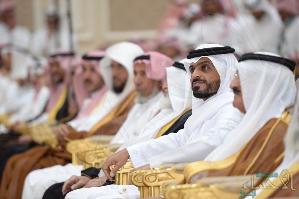 """في 70 صورة .. """"العيون"""" تحتفي بالمدرب الوطني """"خالد العطوي"""" واللاعب """"سالم السليم"""""""