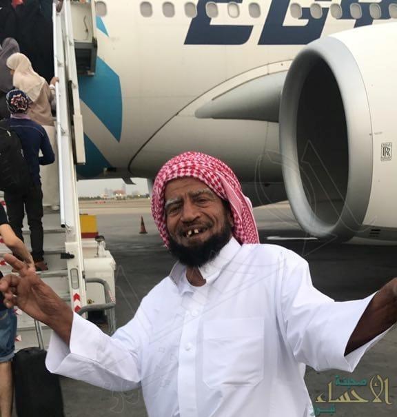 شاهد.. هذه قصة أكبر مشاهير مواقع التواصل سناً بالسعودية !!