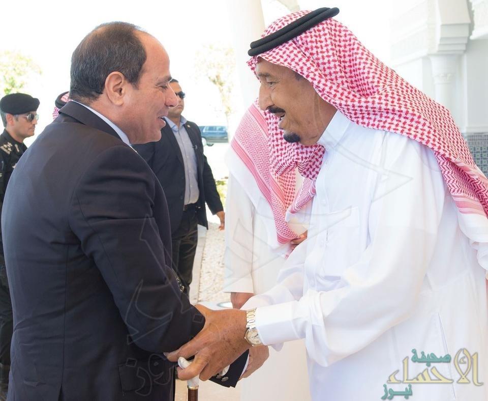 الملك سلمان يعزي السيسي في ضحايا هجوم المنيا الإرهابي