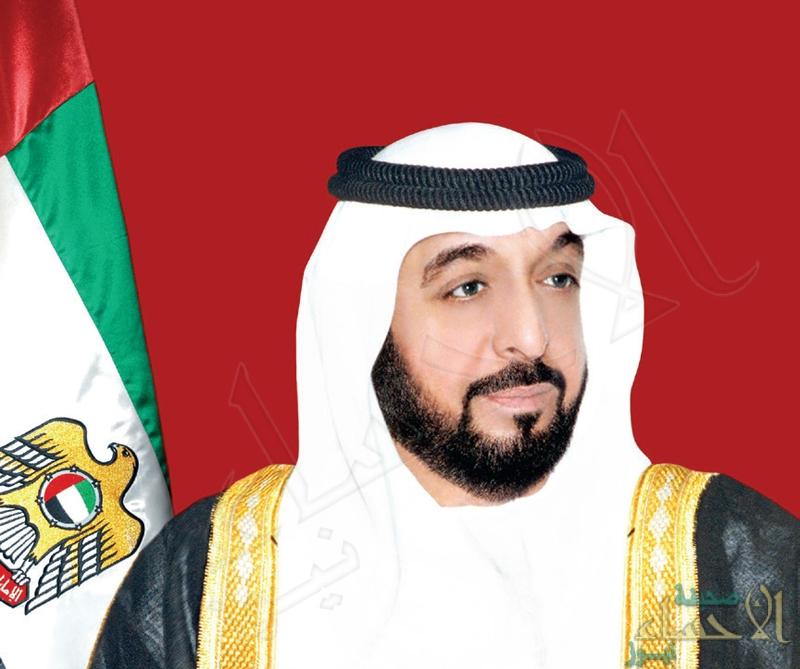 """""""خليفة بن زايد"""" يوجه بإلغاء تشفير مباريات الدوري الإماراتي"""