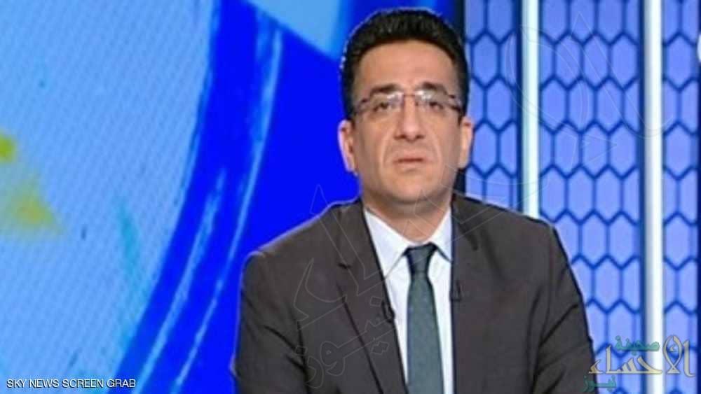 وفاة معلق رياضي مصري بارز بحادث سير