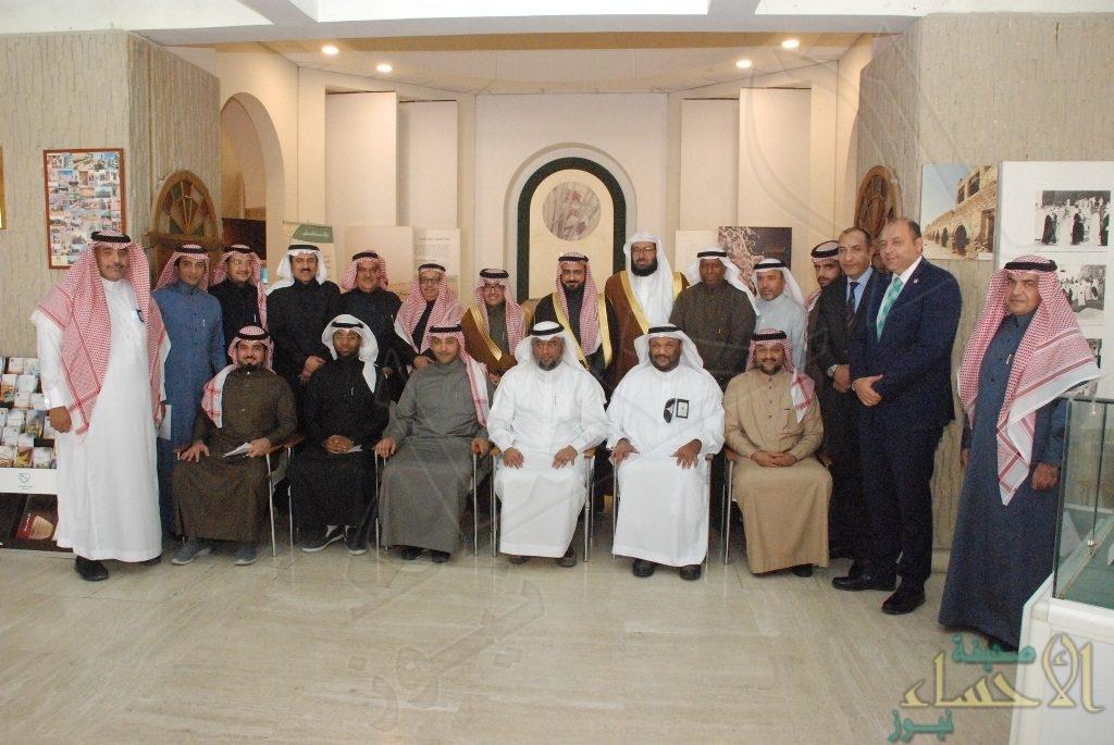 """بحضور الجعفري"""" و """"آل فهيد"""".. لجنة عليا لإدارة الاحتفال بـ""""الأحساء عاصمة السياحة العربية"""""""