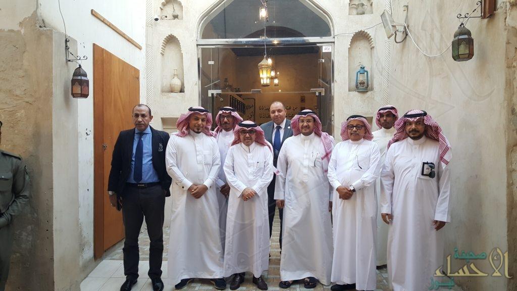 """آل فهيد: إدراج واحة الأحساء في """"اليونسكو"""" دليل على العمق الحضاري في السعودية"""