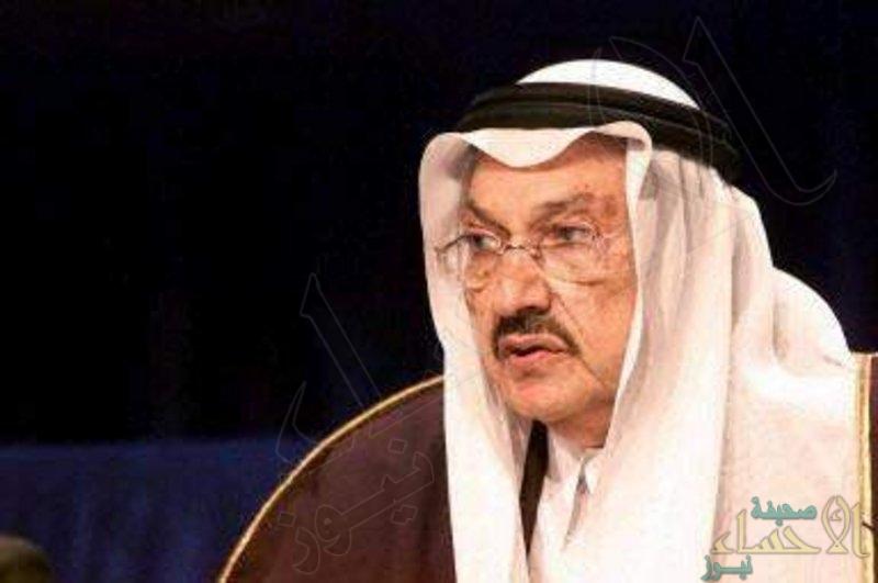 رحيل الأمير طلال بن عبدالعزيز.. تعرّف على حياته والمناصب التي تولاها وإسهاماته