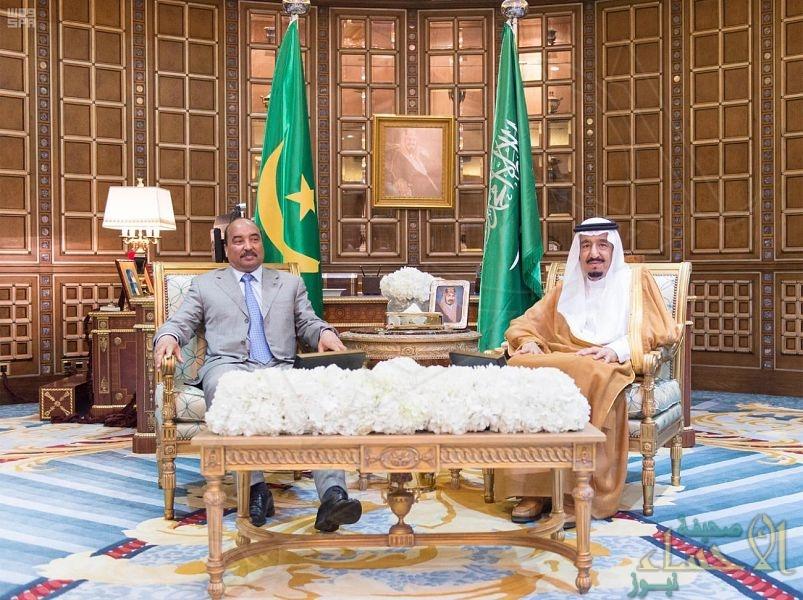 العلاقات السعودية الموريتانية تاريخ من التلاحم بين القيادات والشعوب