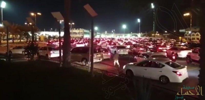 أكثر من 100 ألف مسافر عبروا جسر الملك فهد.. بالأمس