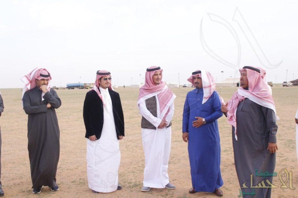 """بالصور.. """"الشيخ الشثري"""" ضيف الشيخ محمد """"بن علمان"""" الحراجين"""