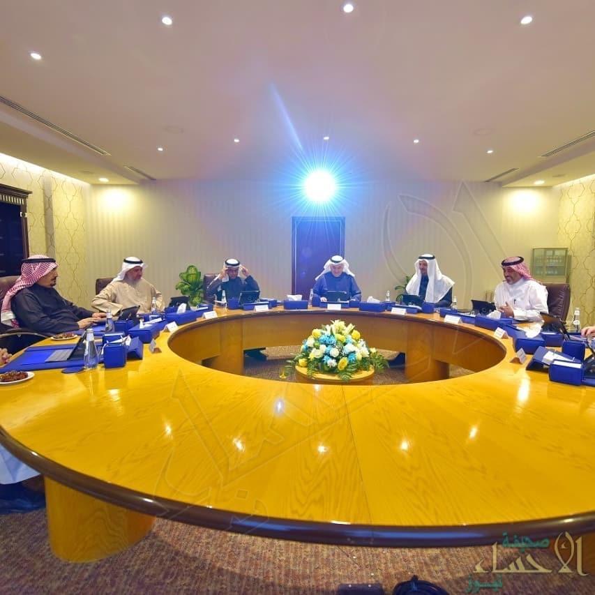 """مجلس إدارة المؤسسة العامة للري تعقد اجتماعها """"الرابع"""""""